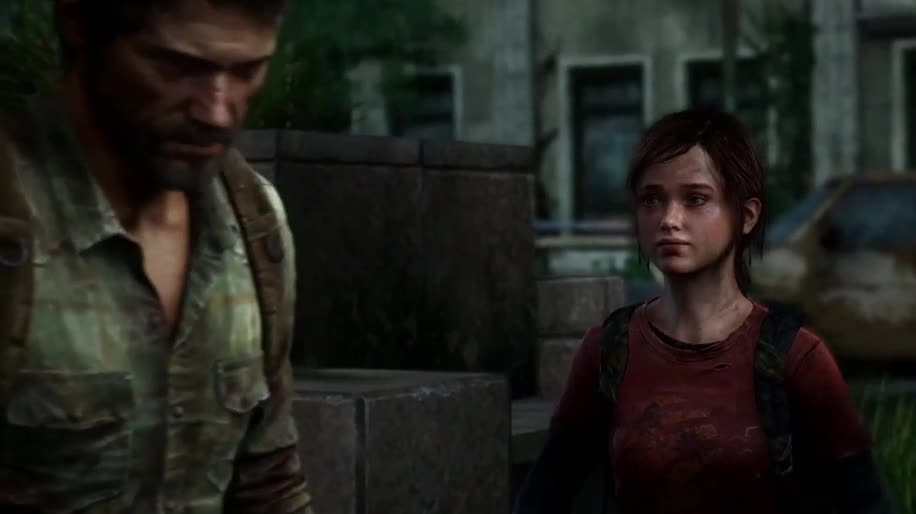 Trailer, Sony, actionspiel, PlayStation 3, PS3, The Last of Us, Naughty Dog