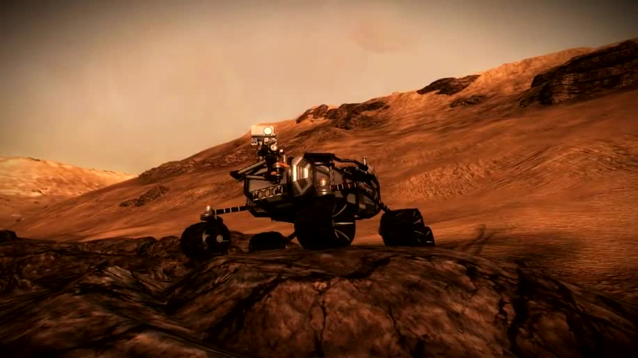 Trailer, E3, Simulation, E3 2013, Bohemia Interactive, Take on Mars