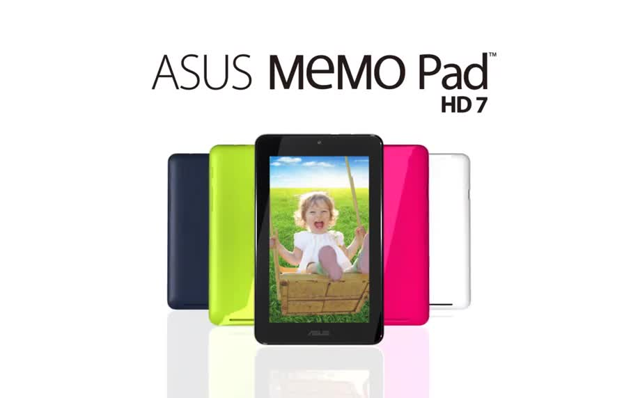 Android, Tablet, Asus, Jelly Bean, MeMo Pad, Android 4.2.1, Memo Pad HD 7