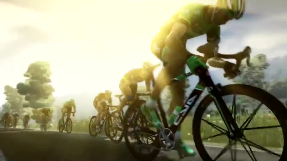 Trailer, Focus Interactive, Le Tour de France, Tour de France 2013