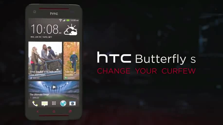 Smartphone, Android, Htc, Qualcomm, Jelly Bean, Snapdragon, BoomSound, BlinkFeed, HTC Butterfly, Butterfly, HTC Butterfly S, Butterfly S, Zoe