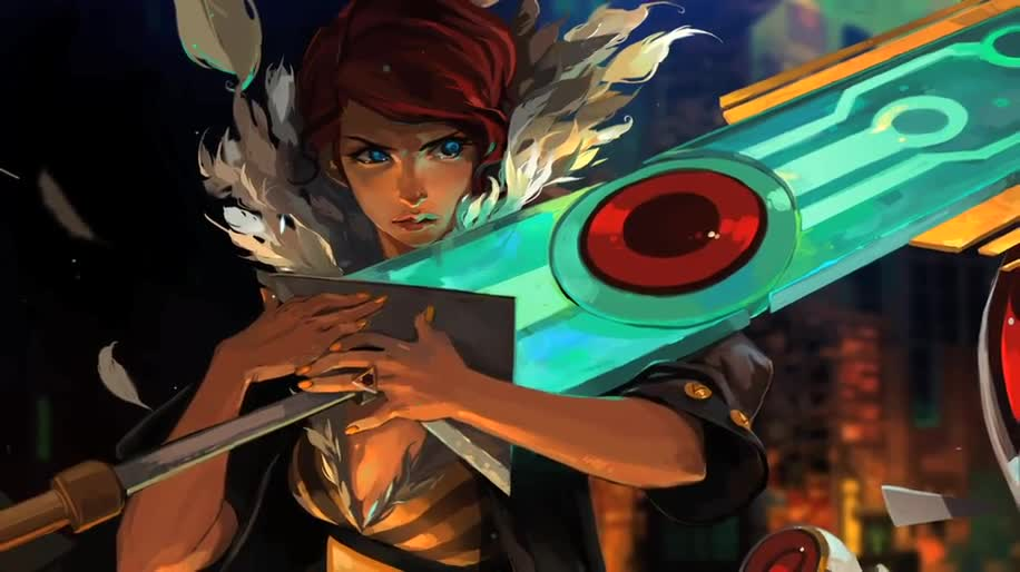 Trailer, E3, E3 2013, actionrollenspiel, Transistor, Supergiant Games