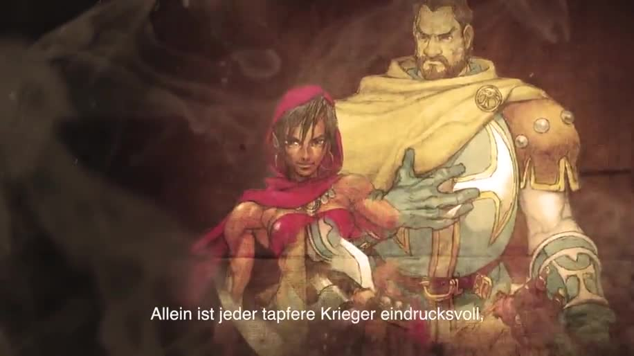 Trailer, Capcom, Dungeons & Dragons, Chronicles of Mystara