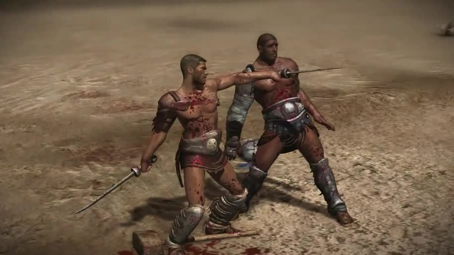 Trailer, Online-Spiele, Free-to-Play, Pr�gelspiel, Spartacus Legends, Spartacus