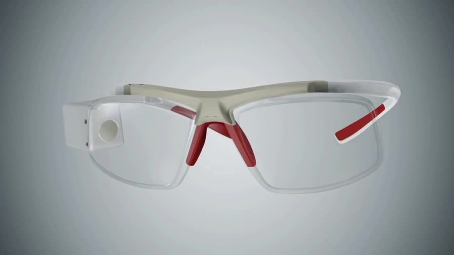 Cyberbrille, Google Glass, Datenbrille, Glass Up
