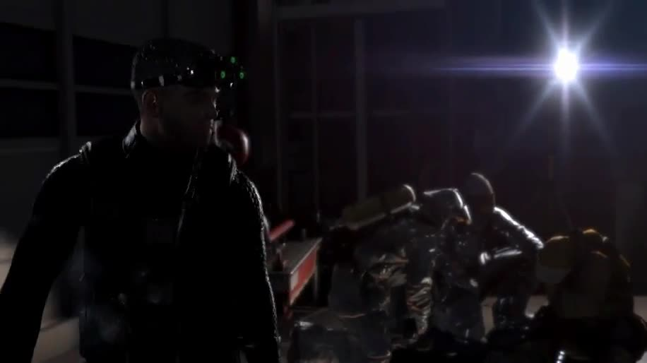 Trailer, Gameplay, E3, Ubisoft, E3 2013, Splinter Cell, Sam Fisher, Splinter Cell: Blacklist