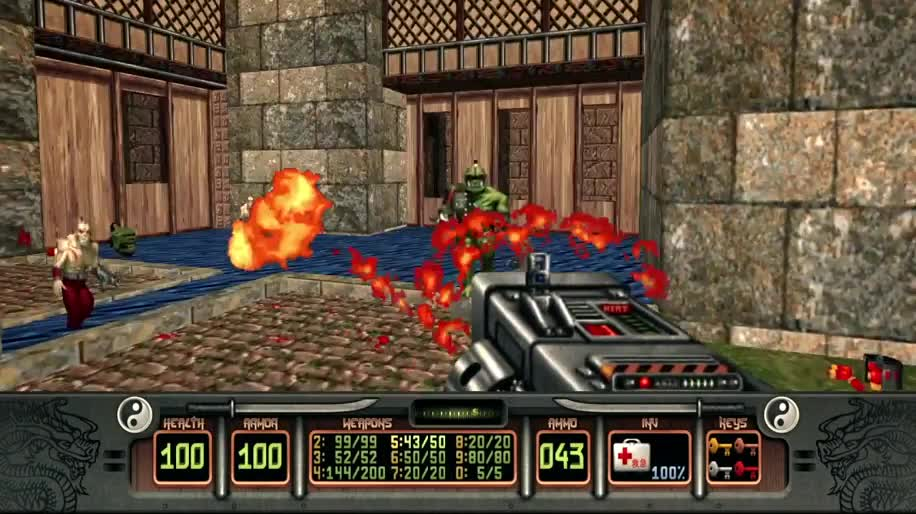 Trailer, Ego-Shooter, Devolver Digital, Shadow Warrior, Shadow Warrior Classic Redux