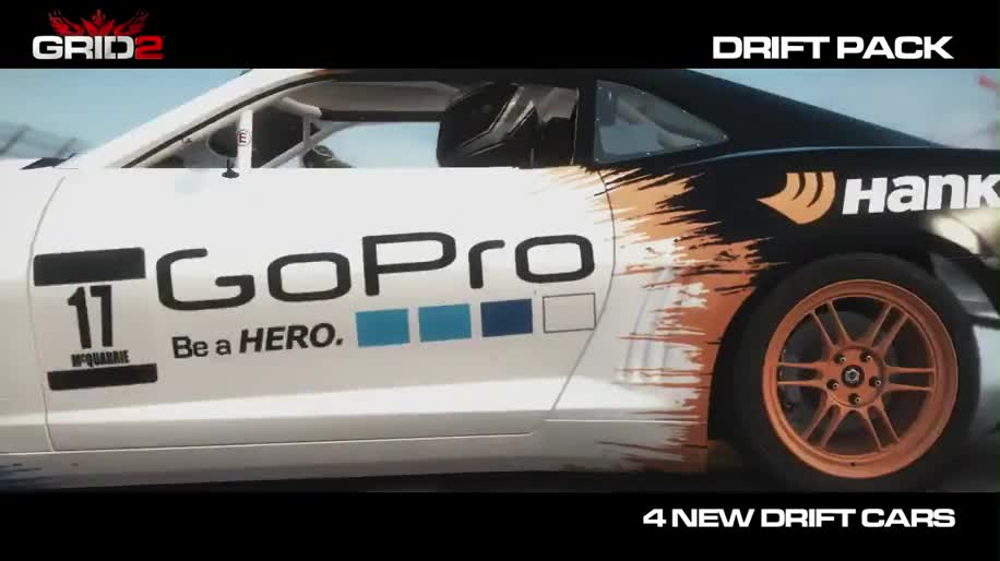 Trailer, Rennspiel, Dlc, Codemasters, Grid, Grid 2, Drift Pack