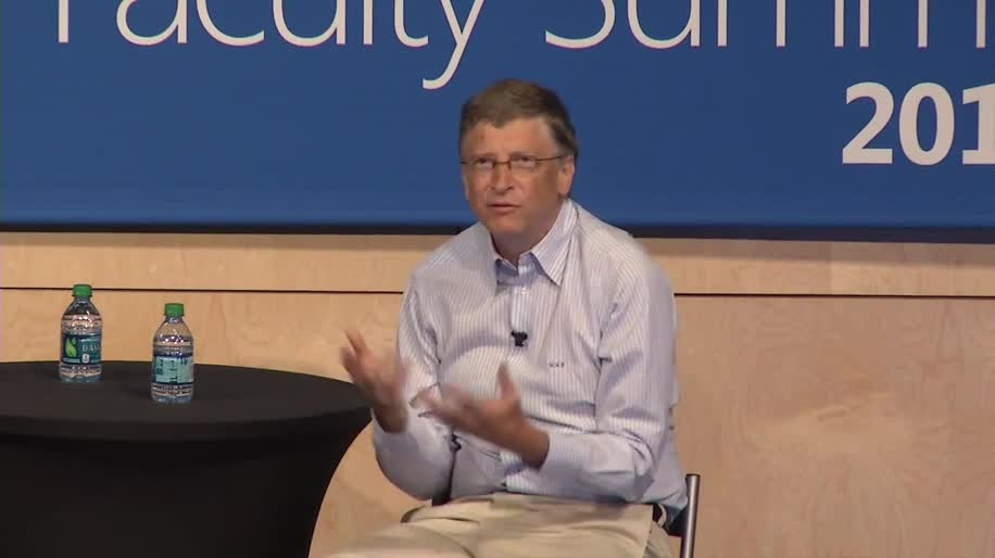 Microsoft, Microsoft Corporation, Patente, Bill Gates, Freie Software, Microsoft Research Faculty Summit, Microsoft Research Faculty Summit 2013