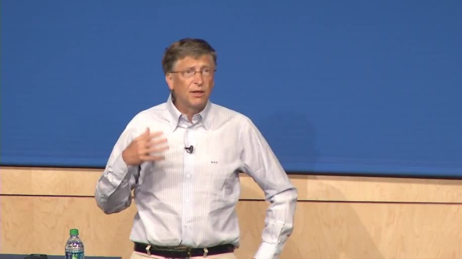 Microsoft, Microsoft Corporation, Bill Gates, Informatik, Microsoft Research Faculty Summit, Microsoft Research Faculty Summit 2013