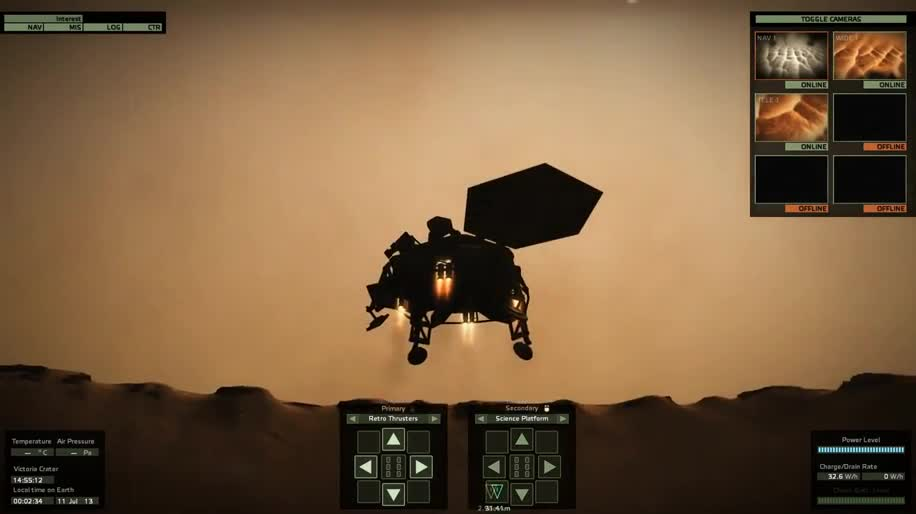 Trailer, Gameplay, Simulation, Mars, Bohemia Interactive, Take on Mars