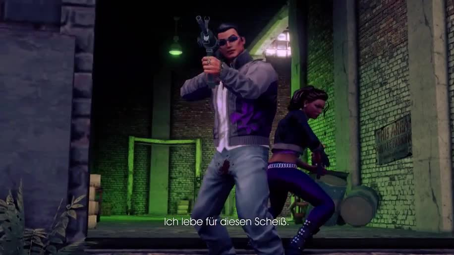 Trailer, actionspiel, Deep Silver, Saints Row, Saints Row 4, Volition