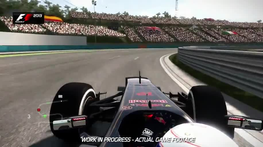 Gameplay, Rennspiel, Codemasters, Formel 1, F1, F1 2013