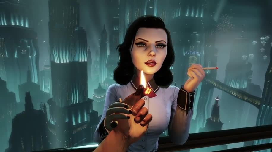 Trailer, Ego-Shooter, Dlc, 2K Games, Erweiterung, Bioshock Infinite, Bioshock, Rapture