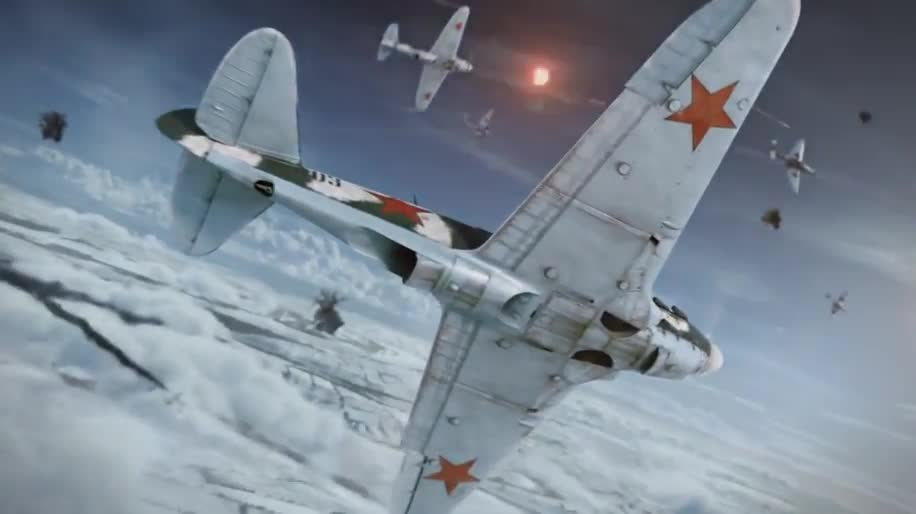 Trailer, Simulation, IL-2 Sturmovik: Battle of Stalingrad, IL-2 Sturmovik, Battle of Stalingrad, 1C Game Studios