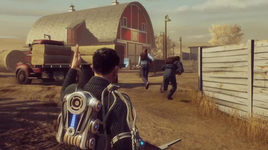 Trailer, Ego-Shooter, 2K Games, XCOM, The Bureau, XCOM Declassified