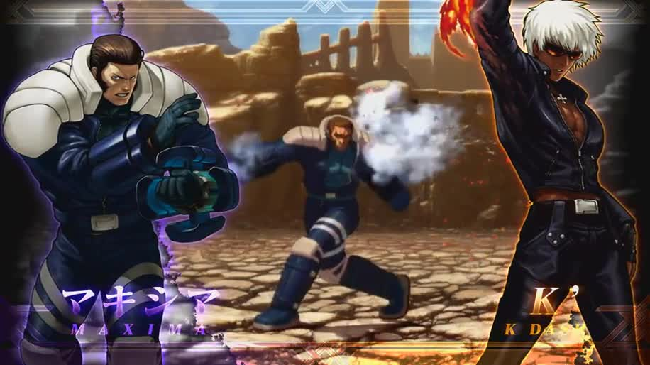 Trailer, Prügelspiel, The King of Fighters XIII, King of Fighters, KOF, KOF XIII, SNK Playmore
