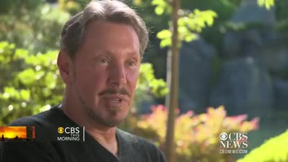 Apple, Steve Jobs, Oracle, Larry Ellison, Apple Steve Jobs, CBS News