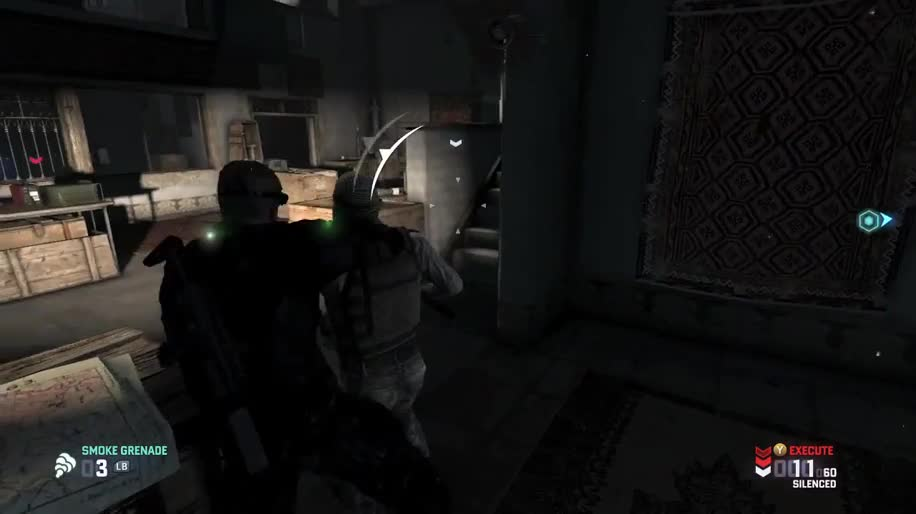 Trailer, Gameplay, Ubisoft, Splinter Cell, Sam Fisher, Splinter Cell: Blacklist, Blacklist