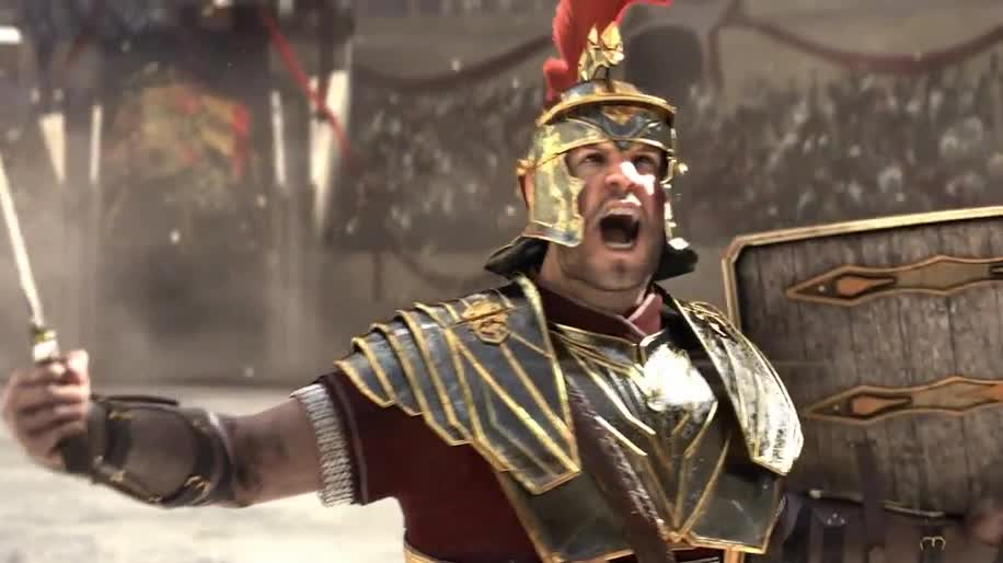 Microsoft, Trailer, Xbox One, Gamescom, Gamescom 2013, Ryse, Son of Rome