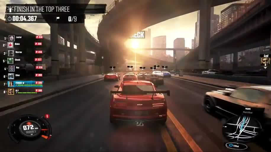 Trailer, Gameplay, Ubisoft, Gamescom, Rennspiel, Gamescom 2013, The Crew