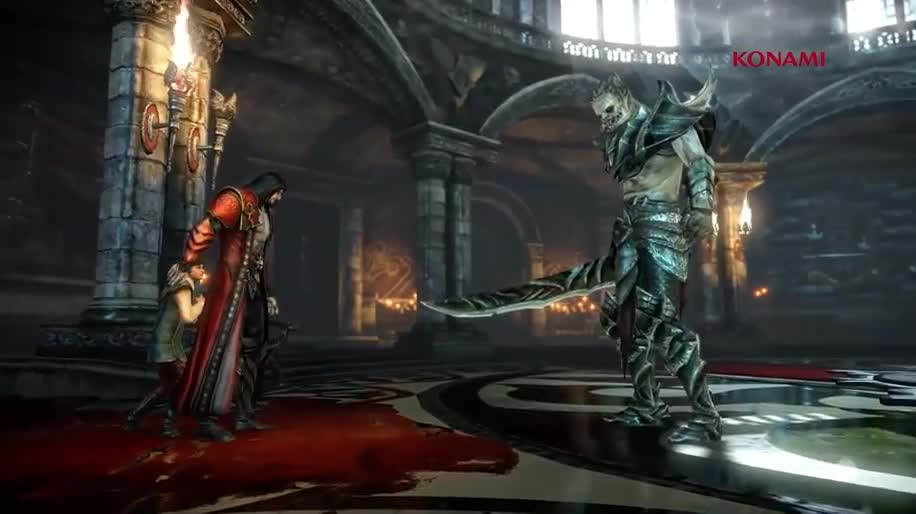 Trailer, Gameplay, Gamescom, Konami, Gamescom 2013, Castlevania, Lords of Shadow 2, Lords of Shadow