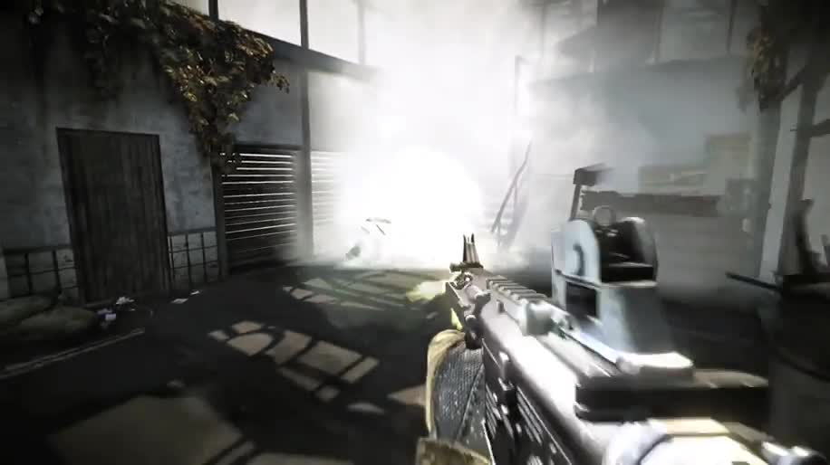 Trailer, Ego-Shooter, Gamescom, Free-to-Play, Crytek, Online-Shooter, Gamescom 2013, Cryengine 3, Warface