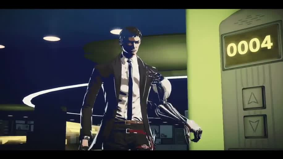 Trailer, actionspiel, Deep Silver, Killer is Dead, Suda51, Grasshopper Manufacture