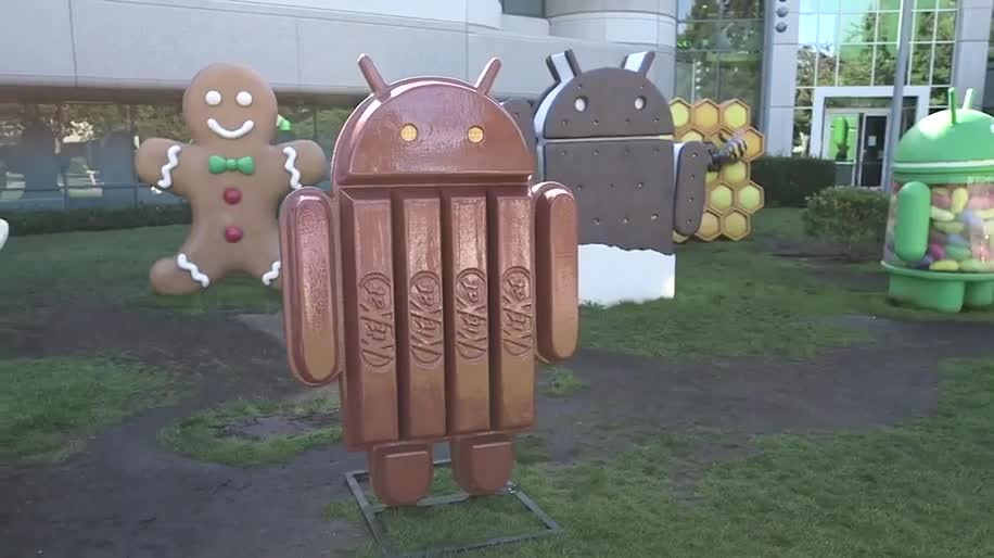 Google, Android, Android 4.4, KitKat, Mountain View