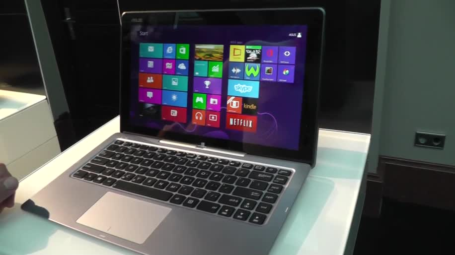 Asus, Ifa, Hands-On, Ultrabook, IFA 2013, Transformer Book, Transformer Book T300, t300