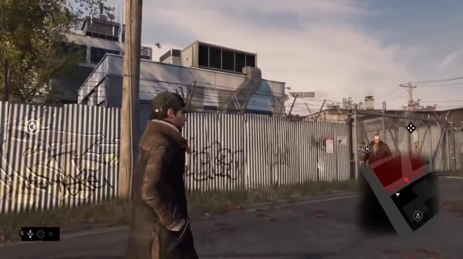 Gameplay, Ubisoft, actionspiel, Watch Dogs
