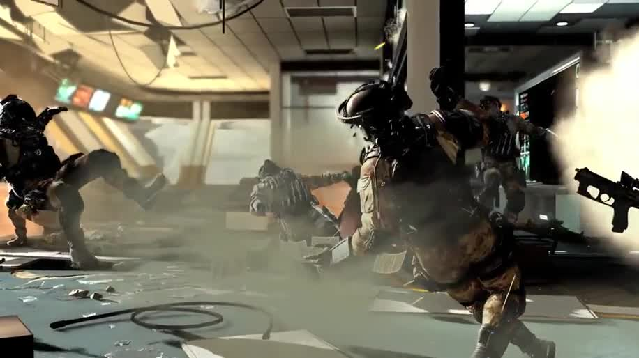 Trailer, Ego-Shooter, Call of Duty, Activision, Infinity Ward, Call of Duty: Ghosts