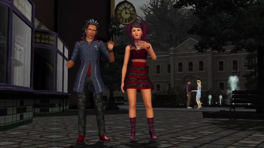 Trailer, Electronic Arts, Ea, Simulation, Die Sims, Die Sims 3, Midnight Hollow