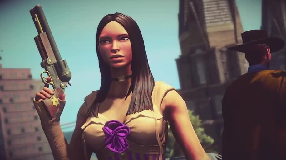 Trailer, actionspiel, Dlc, Deep Silver, Saints Row, Saints Row IV