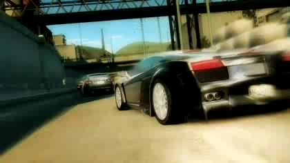 Electronic Arts, Need for Speed, Undercover, Highway Battle