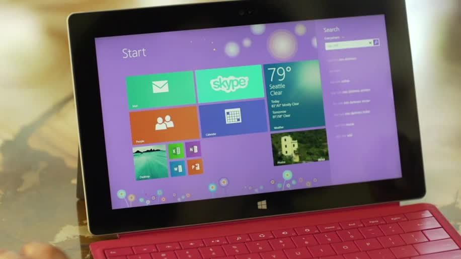 Microsoft, Windows, Tablet, Windows 8, Surface, Microsoft Surface, Windows RT, Touchscreen, Surface Tablet, Surface 2, Microsoft Surface 2, Surface 2 Pro