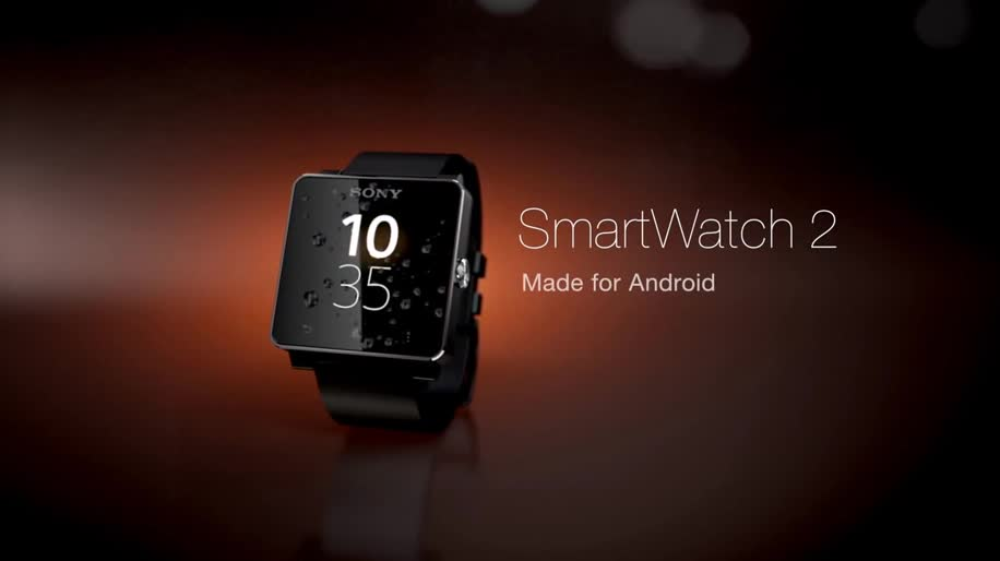 Android, Sony, smartwatch, Bluetooth, SmartWatch 2