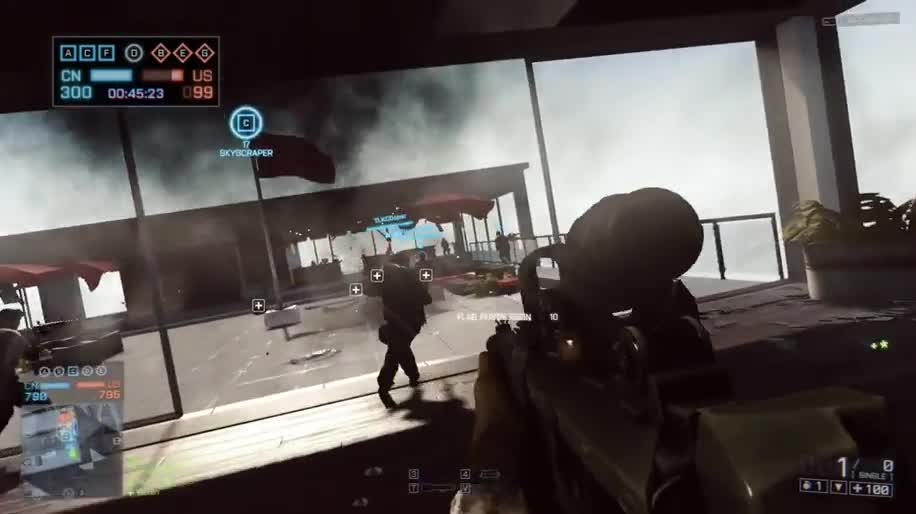 Trailer, Electronic Arts, Ea, Ego-Shooter, Beta, Battlefield, Dice, Battlefield 4, Betaversion, Betaphase