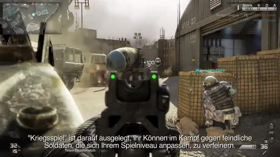 Trailer, Ego-Shooter, Call of Duty, Activision, Black Ops, Infinity Ward, Call of Duty: Ghosts