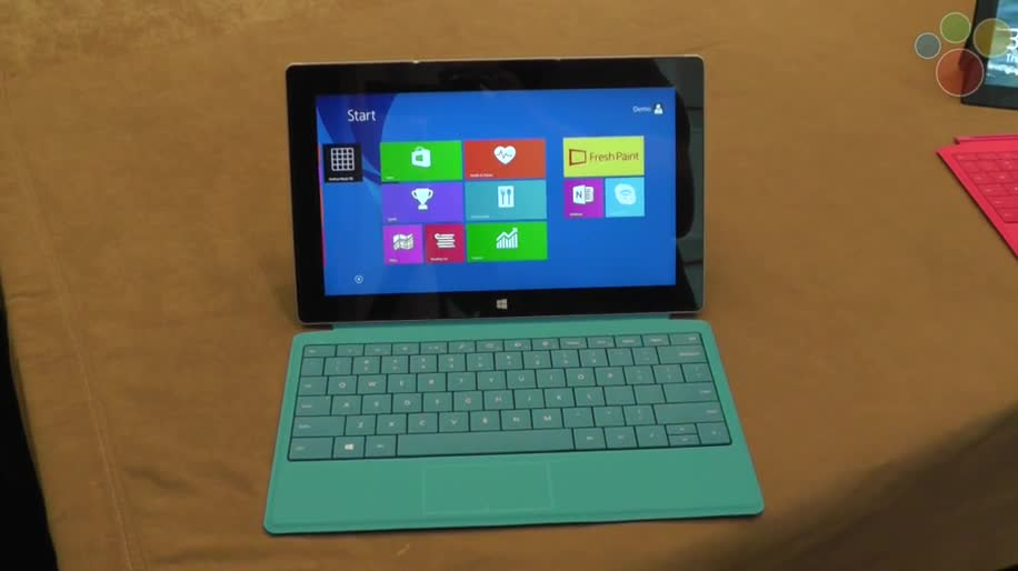 Microsoft, Tablet, Surface, Windows 8.1, Microsoft Surface, Hands-On, Surface 2, Surface Pro 2, Microsoft Surface 2, Windows 8.1 RT