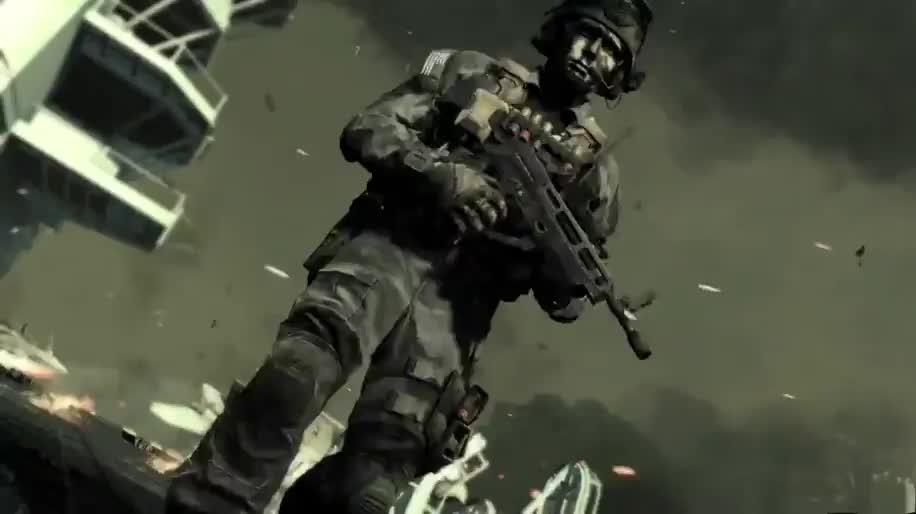 Trailer, Ego-Shooter, Call of Duty, Activision, Treyarch, Call of Duty: Ghosts
