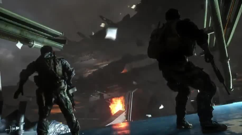 Trailer, Electronic Arts, Ea, Ego-Shooter, Battlefield, Dice, Battlefield 4