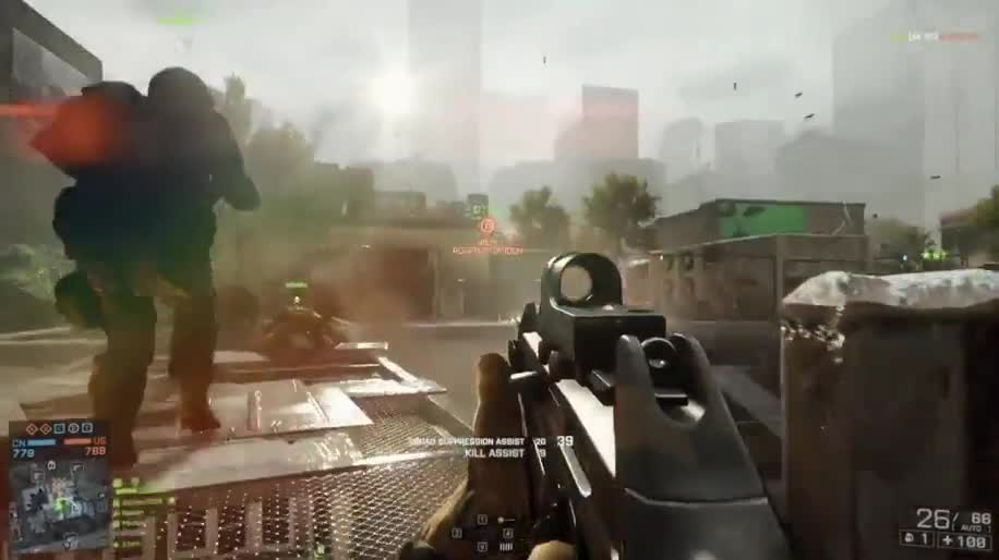 Trailer, Electronic Arts, Ea, Ego-Shooter, Dice, Battlefield 4