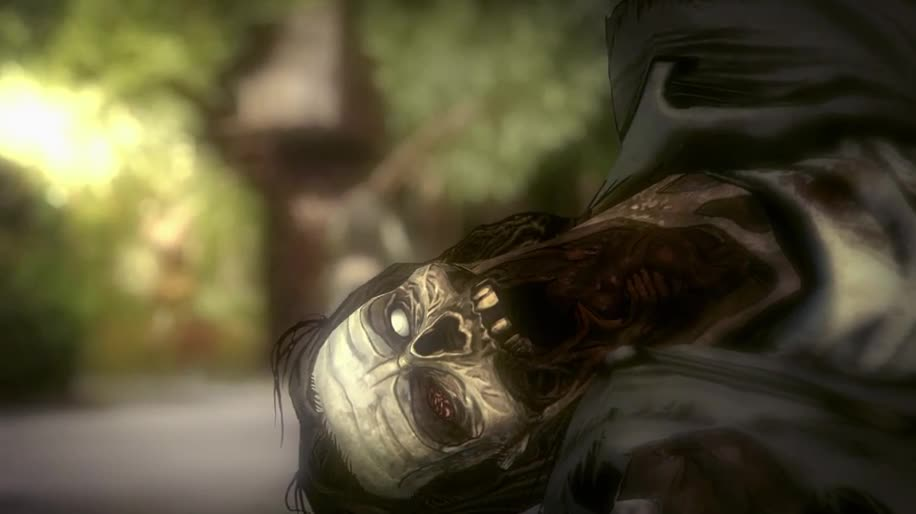 Trailer, Adventure, Zombies, The Walking Dead, Telltale, The Walking Dead: Season Two