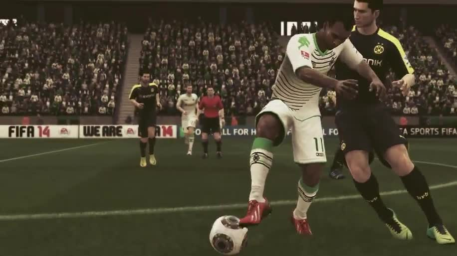 Trailer, Electronic Arts, Ea, Fußball, EA Sports, Fifa, Bundesliga, FIFA 14, Virtuelle Bundesliga
