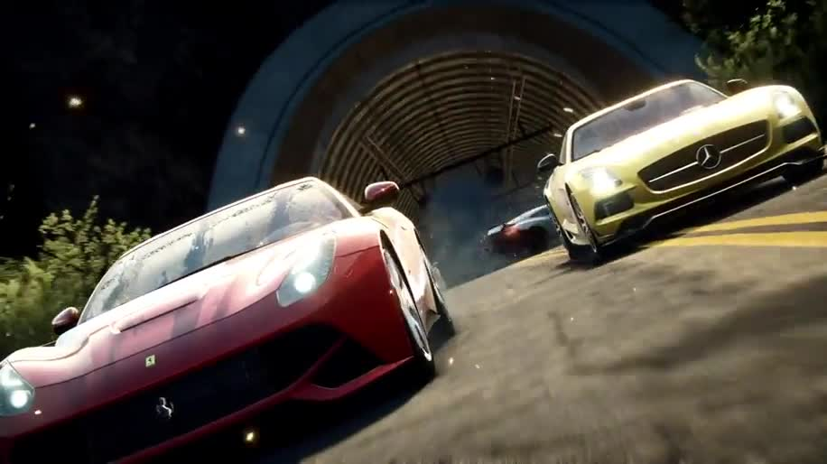 Trailer, Electronic Arts, Ea, Rennspiel, Need for Speed Rivals