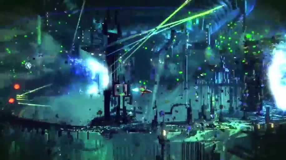 Trailer, Sony, Gameplay, PlayStation 4, Playstation, PS4, Sony PlayStation 4, Shooter, Sony PS4, Resogun