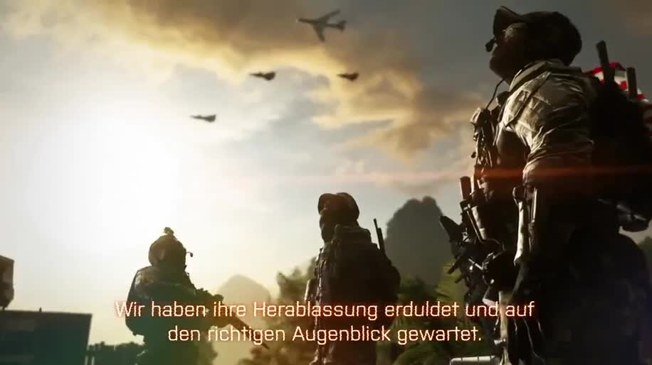 Trailer, Electronic Arts, Ea, Ego-Shooter, Dlc, Battlefield, Dice, Battlefield 4, China Rising