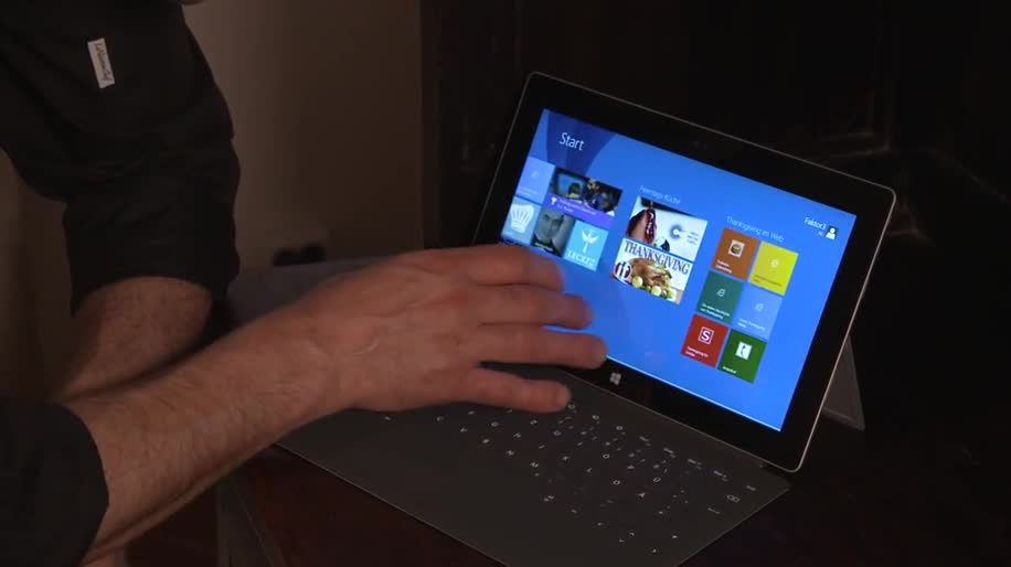 Microsoft, Tablet, Surface, Microsoft Surface, Windows RT, Surface RT, Surface Tablet, Surface 2, Microsoft Surface 2, Martin Baudrexel, Bing Kochen & Genuss