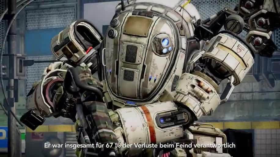 Trailer, Electronic Arts, Ea, Shooter, Online-Spiele, Titanfall, VGX, VGX 2013